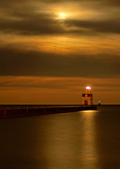 Night Lights of Kewaunee