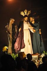 La Tracion (politoad_06) Tags: santa our abandoned lady wednesday holy week semana ola 2012 marikina