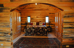 "Rustic Luxury Cabin, Greer, Arizona • <a style=""font-size:0.8em;"" href=""http://www.flickr.com/photos/77555780@N03/7109645125/"" target=""_blank"">View on Flickr</a>"