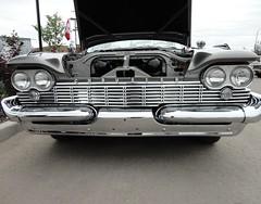 1959 Stylin' (blondygirl) Tags: auto car edmonton newyorker sa chrysler mopar 1959 crosstown june16 chryslernewyorker edmontonmoparclub crosstownmotors crosstownautocentre crosstownshowandshine