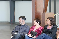 john,Leslie, Sabrina (Oakland Local) Tags: oakland makers thecrucible brucebeasley cityofoakland oaklandlocal