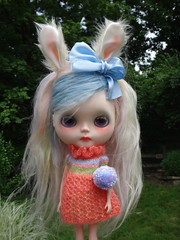 Technibon.....I actually forgot my own doll's name! Bad dolly mama!
