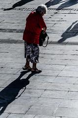Ghosts (Johnidis) Tags: street shadows ghosts granny johnidis