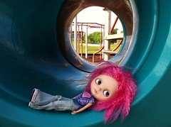 Just relaxing at the park :)