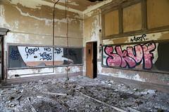 Skuf (carnagenyc) Tags: nyc newyork graffiti ykk skuf