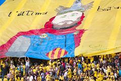 En Jaume I, The Conqueror. (Teremin2004) Tags: football soccer futbol villareal leicam8 elmar135mmf4 ascensovillareala1