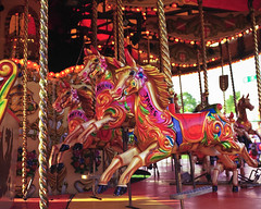 Fairground Horses (cliffpatte) Tags: e100vs gf670