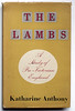 Katharine Anthony: The Lambs, A Study of Pre-Victorian England (alexisorloff) Tags: books livres charleslamb marylamb alexisorloff katharineanthony