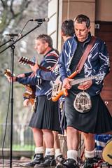Scocha (FotoFling Scotland) Tags: scotland edinburgh kilt princesstreetgardens event kilted rocktrust