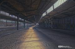 Ghost Railway Station (Rod.B) Tags: old urban abandoned station train germany nikon decay ghost hamburg railway forgotten exploration hdr altona losted urbex d90 nikond90 nikonfrance nikonhdr