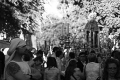 Procesin de Las Candelarias (Jacobo Canady) Tags: blackandwhite espaa blancoynegro blackwhite sevilla andaluca spain seville andalusia procesin candelarias lascandelarias procesindelascandelarias