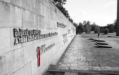 A quiet moment... (DigitalAutomotive) Tags: camp sadness concentration memorial war peace power wwii polish german hero ww2 british heroes safe pow now russian bergenbelsen