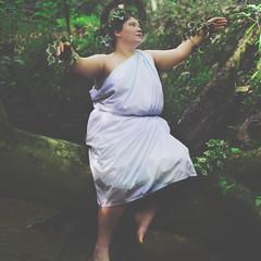 Nurse of Dionysus 46/52 (John Joseph Kellejian) Tags: green creek georgia greek goddess ivy shelby gods nurse paganism mythology toga pagan grecoroman dionysus maenads