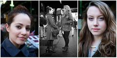 Borough Market (alishariat) Tags: uk travel girls portrait england food colour london english students fashion photography fantastic university boots market awesome blueeyes style adventure explore boroughmarket intrepid browneyes discovery foodmarket alishariat intrepidtravels