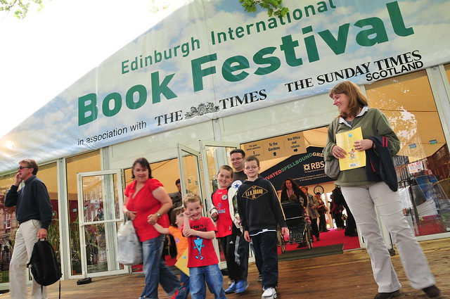 Welcome to the Book Festival