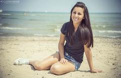 Kenzie | Senior '14 (corbinalvae) Tags: girls summer michigan beaches lakehuron seniorpictures seniorportraits porthuron