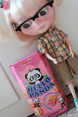 148-365 Hello Panda.