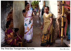 The Third Gender (Husna Hijra) Tags: poverty india indian poor transgender prostitution gender pondicherry hijra eunich aravani aravanis aravan