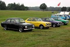 Ford Escort - Knebworth Classic Car Show 2013