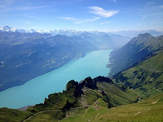 Brienzer Rothorn panorama