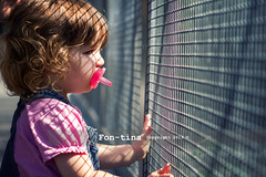 sad toddler girl with pacifier behind a fence (Fon-tina) Tags: girls portrait people berlin smart standing fence germany outdoors photography sadness trapped toddler waiting europa europe solitude day loneliness child fear formal tie cage anger persone innocence fotografia ritratto solitario abuse germania pacifier tristezza bambina gabbia rabbia berlino claustrophobia childabuse giorno claustrofobia solitudine abuso paura aspettare staccionata innocenza bambinopiccolo colourimage caucasianappearance caucasico intrappolato preschoolchild ambientazioneesterna stareinpiedi bambinefemmine immagineacolori bambinodietprescolare abusodiminore