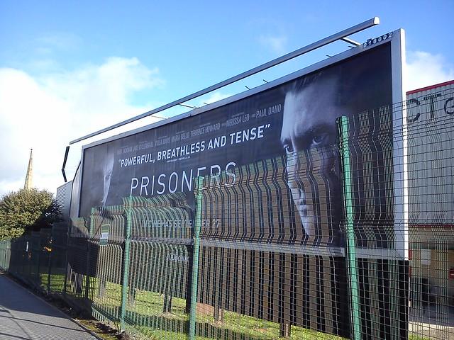 Prisoners - UK Billboard