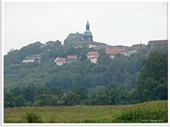 Amöneburg im Morgendunst - Amöneburg in the morning mist