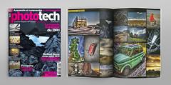 Parution presse : Phototech n28 (octobre/novembre 2013) (LEVARWEST) Tags: cocacola coca hdr presse magasine defi phototech parution