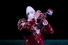 bajazzo (the-father) Tags: krone circus trumpet buffoon bajazzo vision:night=085
