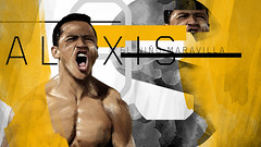 Experimentacin - Alexis Sanchez (hombremanzana) Tags: alexis photoshop ilustracion sanchez