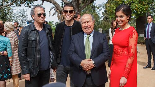 """Rodaje de la 2ª temporada de """"El Príncipe"""" en Granada"""