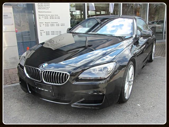 auto car automobile d automotive voiture german bmw 640 wagen pkw worldcars