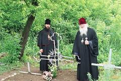 10. Обретение мощей архимандрита Трифона. 6.06.2002