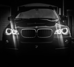 Lit Up (Tom Frundle) Tags: nightphotography home beautiful car 30 night mine nightlights nightshot nashville wheels nighttime bmw nightscene nightlife bmwx5 bnw 2728 x5 bimmer nashvilletn nashvegas angeleyes 2015 nashvilletennessee 30si middletennessee e70 fujix middletn bmwe70 fujixe1