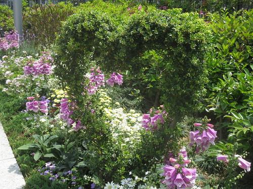 ハート庭園