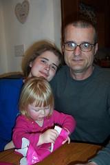 Tedd and Stacie Whitaker, Gabbie Woehrle (photosbysusan!) Tags: 200902 tedd stacie gabbie birthday