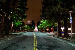 Downtown 4th Street (DigitalSkill) Tags: santa street night downtown time 4th rosa santarosa