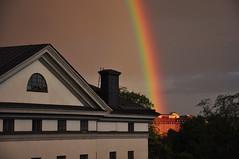 Pot of gold (ugglan) Tags: rainbow flickr anniversary flickrversary