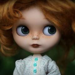 Hi Dolly friends!! :) #MoleDolls #Blythe #Customblythe #blythecustom #blythedoll #muñeca