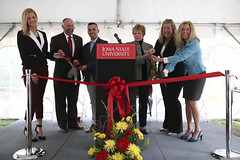 2015 - April - CLS - SOE - Lagomarcino Ribbon Cutting (307 of 321) (blakelanser) Tags: white spring education april opening isu ribboncutting soe chs grandopening leath iowastateuniversity 2015 schoolofeducation bosselman pamelawhite lagomarcinohall strathe schoolofed cuttingofribbon collegeofhumansciences april2015 spring2015 isuchs robertbosselman lagomarcinocourtyard deanpamelashite directorfortheschoolofeducationmarlenestrathe lagomarcinohallribboncutting marlenestathe schoolofeducationribboncutting stephenleath