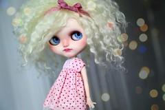 Maisie's blue eyes <3