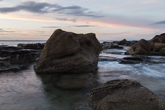 morning rising (barryhatton33) Tags: south coast sunrise scenery view colours textures hues waves movement water barry hatton ocean morning rock pools