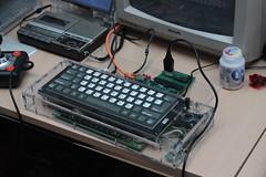 Case Mod (stiefkind) Tags: vcfb vcfv16 vcfb2016 cc0 sinclair zx zxspectrum spectrum microcomputer mikrocomputer 8bit vcfb16
