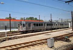 RTA Train - E 55th Yard 10-15-2016 2 (David441491) Tags: train commuter rta cleveland