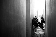 288/366 - Zeitgeist / Spirit Of Time (Boris Thaser) Tags: 365 366 32 architektur berlin creativecommons denkmal deutschland explore flickr fotografieren germany handy holocaustdenkmal holocaustmemorial jugendlicher menschen mã¤dchen project365 projekt querformat sw schwarzweiã selfie smartphone sonydscrx100ii sonyrx100ii stadt stein straãe straãenfotografie streetphotography szene telefon adolescent architecture bw blackandwhite candid cellphone city girl landscapeformat mobilephone monument people photoaday photographing pictureaday project project366 scene stone street streettog teenager tog ungestellt unposed zweisichtde zweisichtig