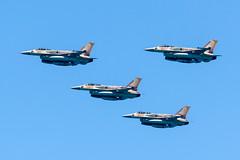 Out of the Blue I (Cataphract) Tags: 107squadron 848 852 877 887 aircraft f16i independenceday israeliairforce lockheedmartin sufa herzliya telavivdistrict israel