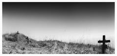 Beachy Head (tsobanski19) Tags: uk england europe panorama d800 nikon nikkor kreuze selbstmord suicide sw bw black white eastbourne