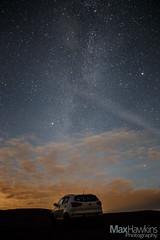 Pembrokeshire Night Sky (Max Hawkins) Tags: clouds evening galaxy hills nature night nightsky outdoors pembrokeshire pembs preseli sky space starry stars uk wales