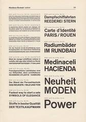 AG-Halbfett (Klim Type Foundry) Tags: akzidenzgrotesk sansserif typography typespecimen berthold