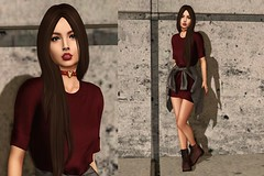 LOTD #536 (bemacarthursl) Tags: entwined pumec moccino foxy momento kustom9 tediore be macarthur bemacarthur sl second life secondlife fashion blog blogger giftfree gift free